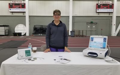 ATI Alum at Rose Hulman Grad School Fair