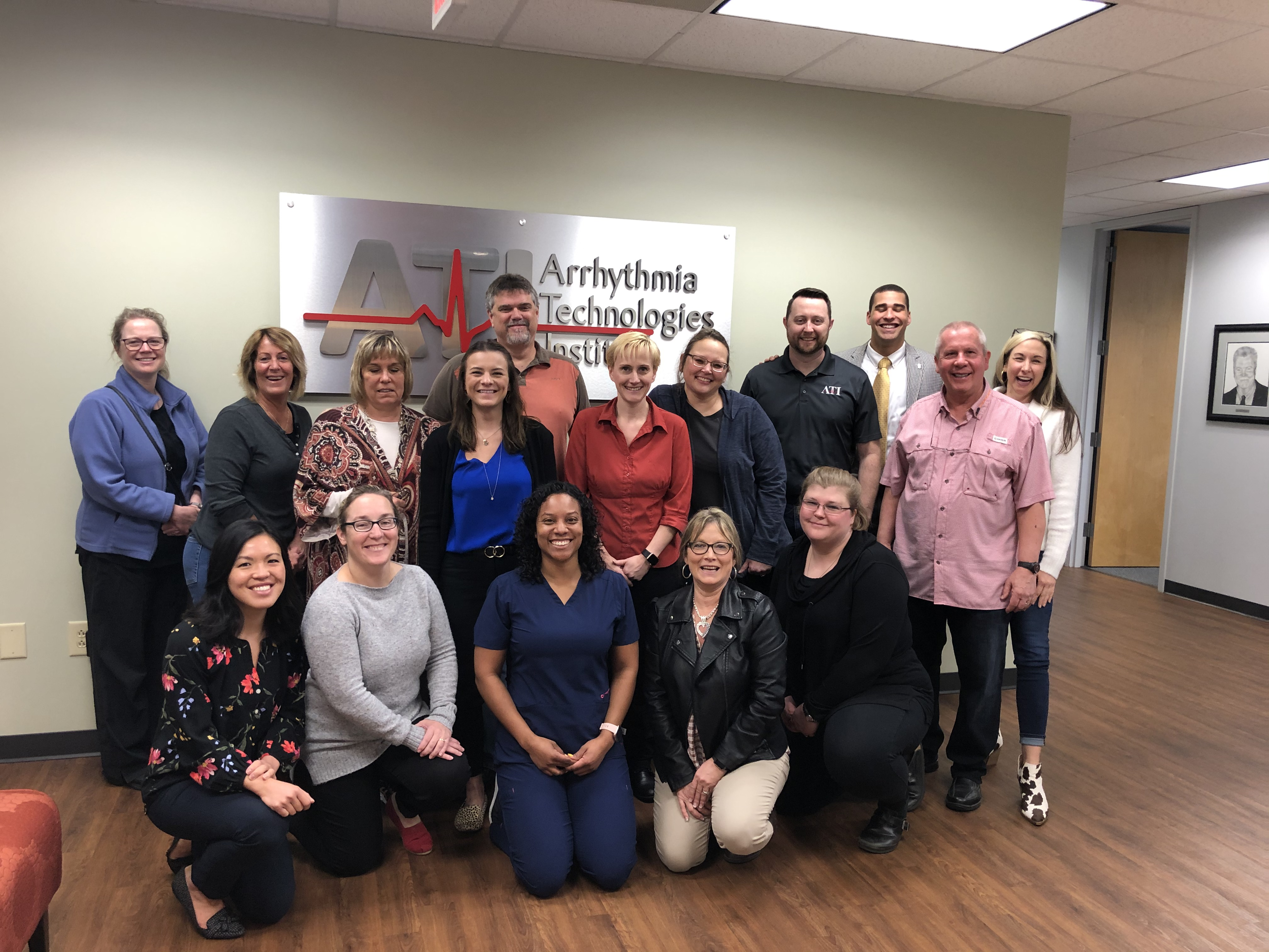 ATI's January Jumpstart Class